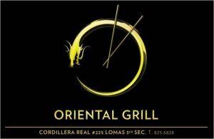 Oriental Grill slp