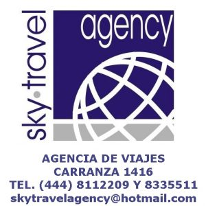 sky travle agency slp