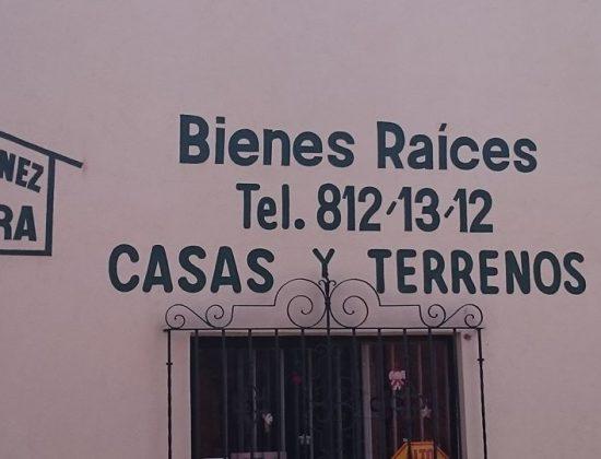 MARTINEZ IBARRA BIENES RAICES
