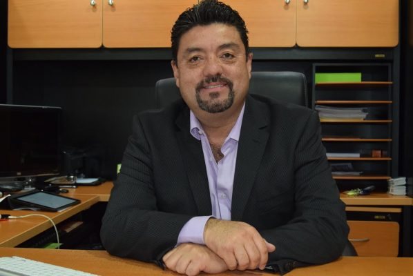 Alejandro Perez Presidente Canaco SLP