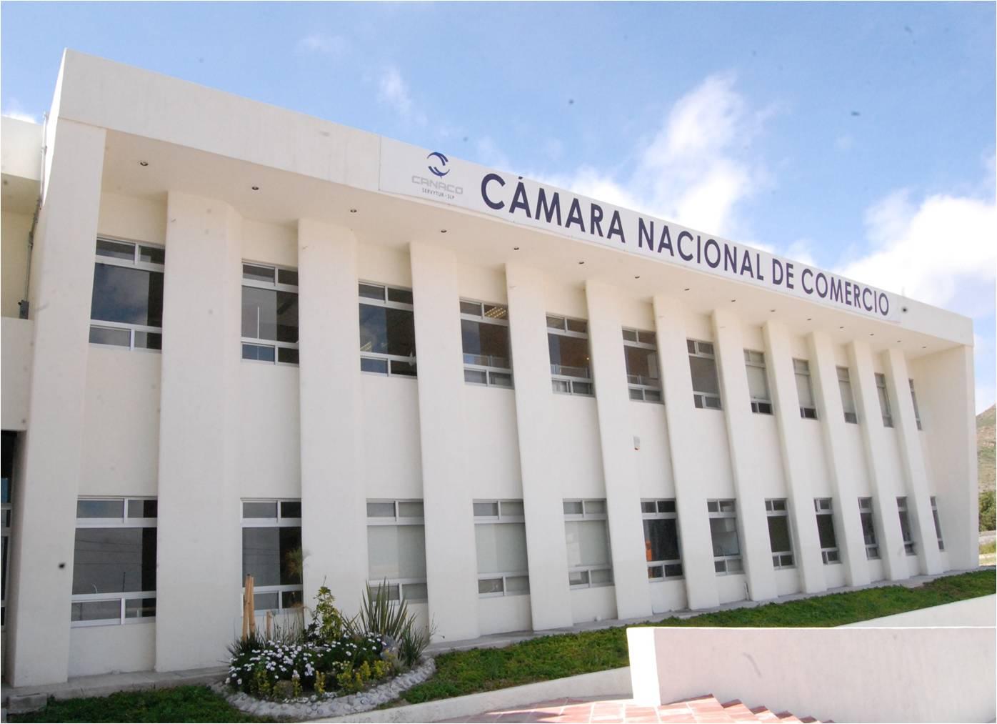 Instalaciones Canaco San Luis Potosí