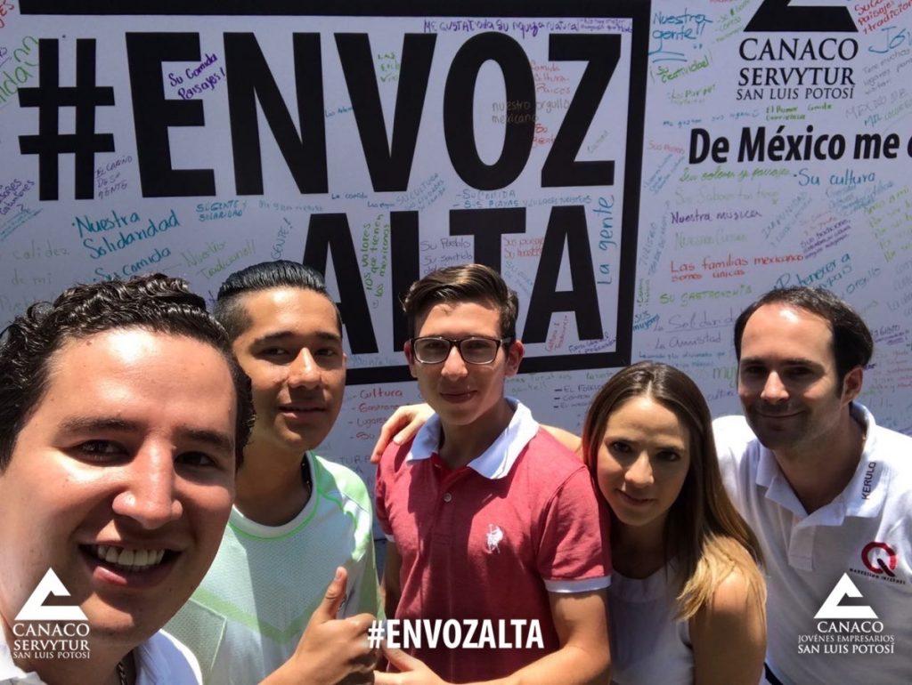 Canaco San Luis Jovenes campaña