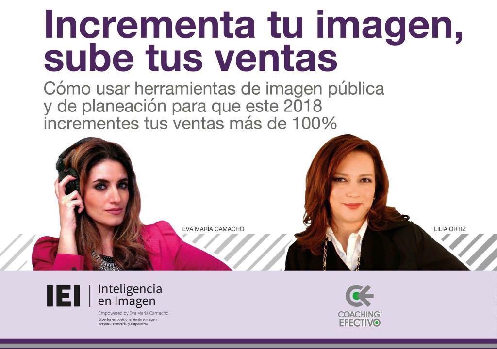 Capacitaci n incrementa tu imagen sube tus ventas for Blanca lilia romero cenipalma
