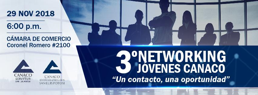 Networking Jóvenes Canaco