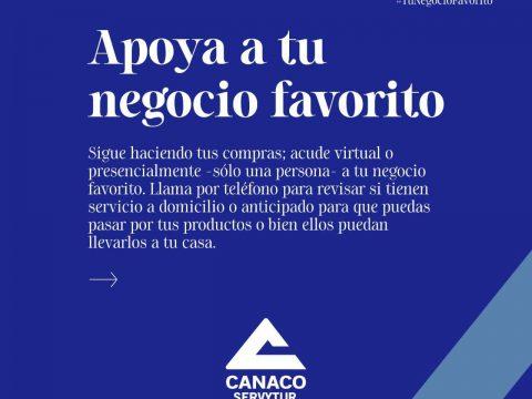 Apoyo Canaco